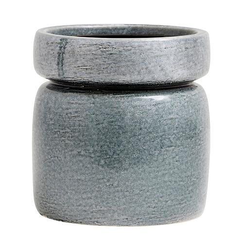 ISA pot dark grey