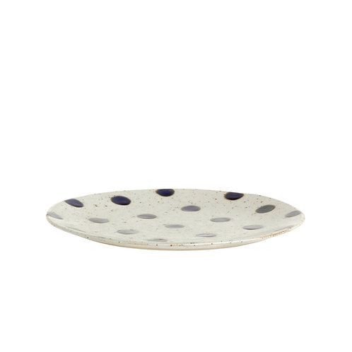 GRAINY plate S dot