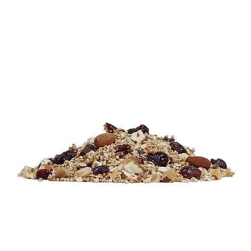 Buchweizenmüsli Cranberry-Nuss