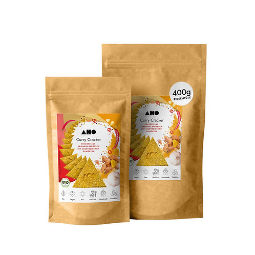 AHO Curry Cracker