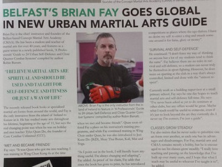 Irish Fighter Magazine