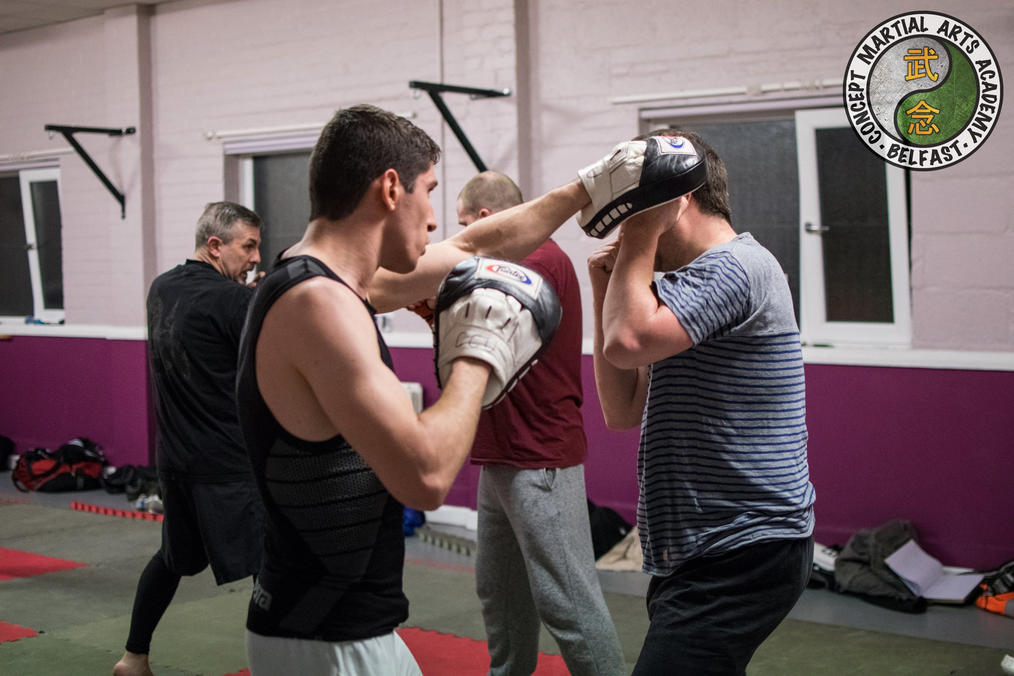 boxing classes belfast