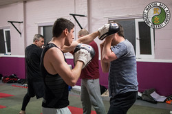boxing classes belfast