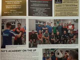Irish Fighter Magazine