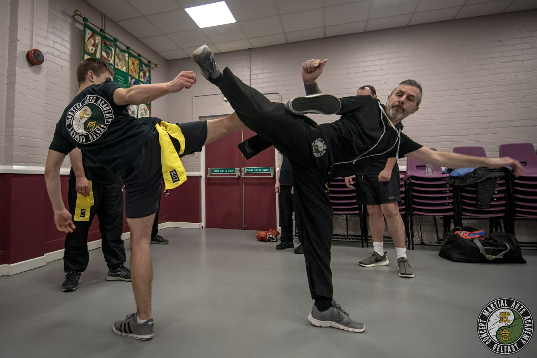 Self Defence Lessons