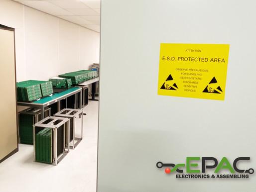 ESD krijgt geen kans bij EPAC