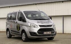 Luxe minibus huren Limburg-