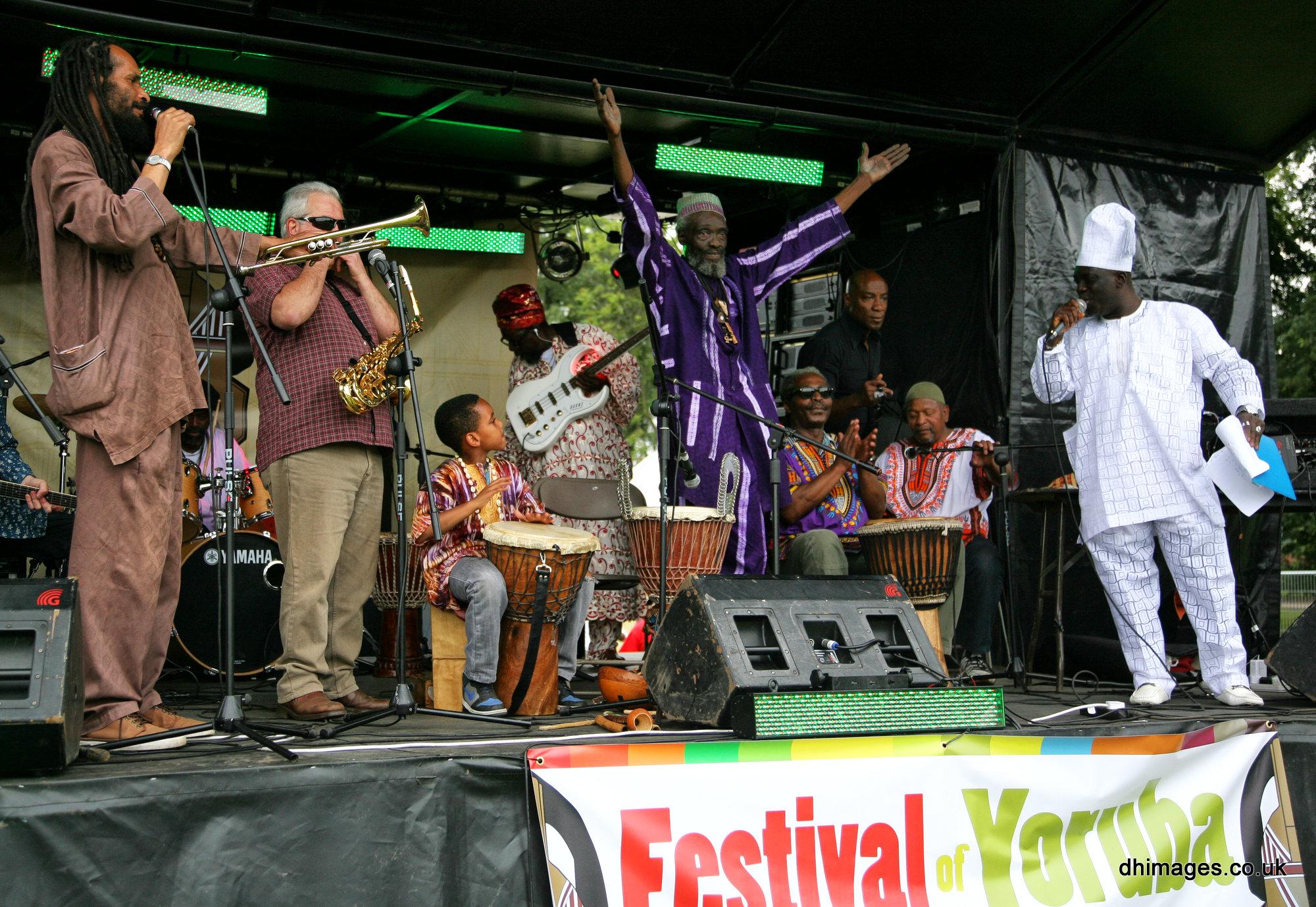 Yoruba Arts Festival