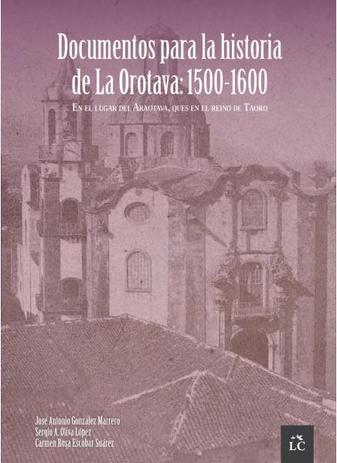 DOCUMENTOS PARA LA HISTORIA DE LA OROTAVA