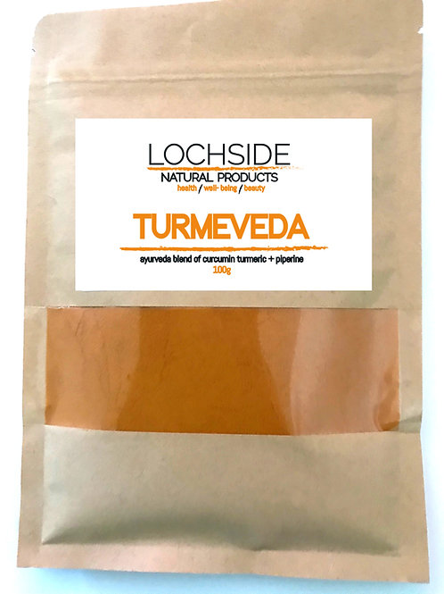 High Strength Turmeric Curcurmin and Piperine Black Pepper Powder