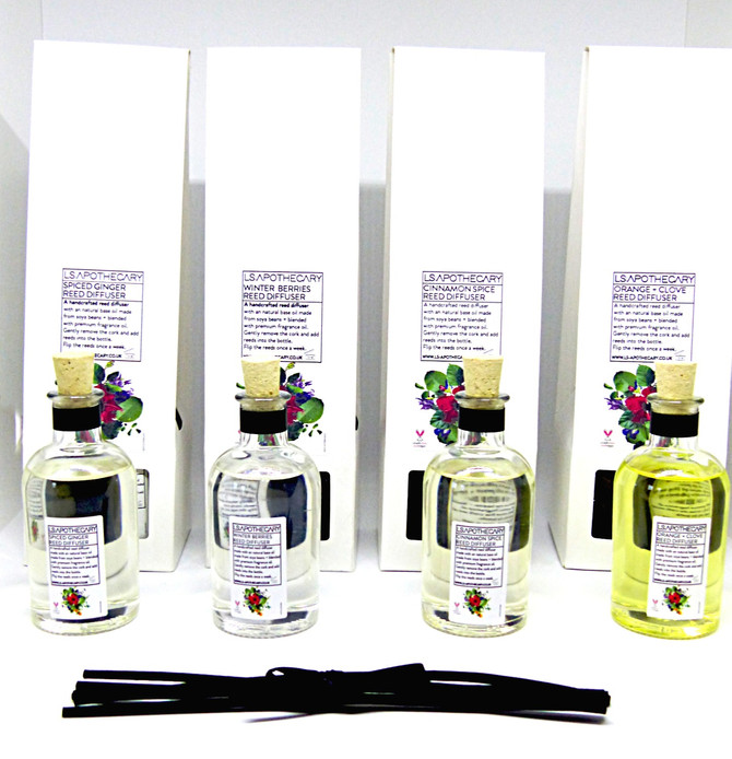 Reed Diffuser Range Launched!