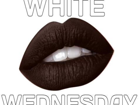 WHITE WEDNESDAY DEAL