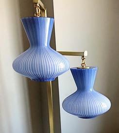 Reimagined antique hanging lights