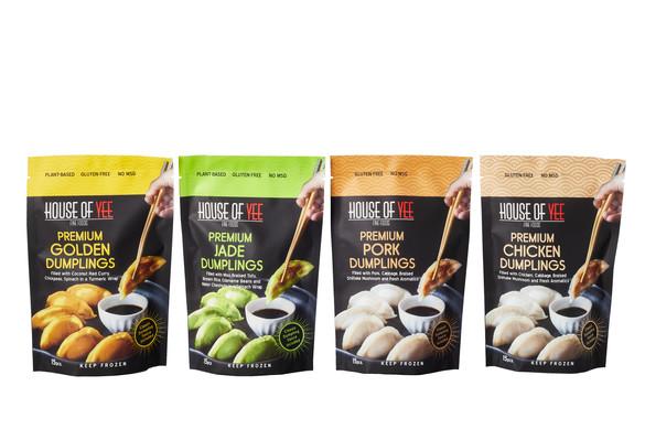 House of Yee Fine Foods Packaging