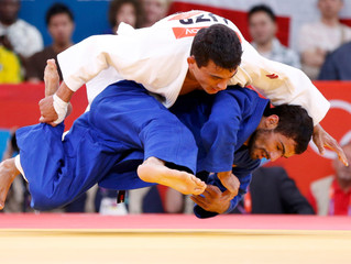 The Judoka are coming!