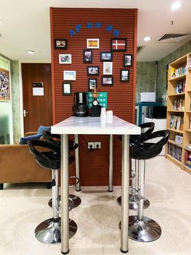 IMCPI lounge zone