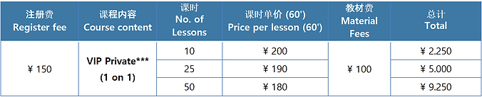VIP private prices.png