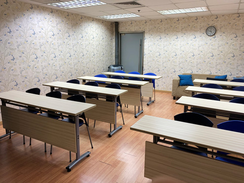 IMCPI classroom
