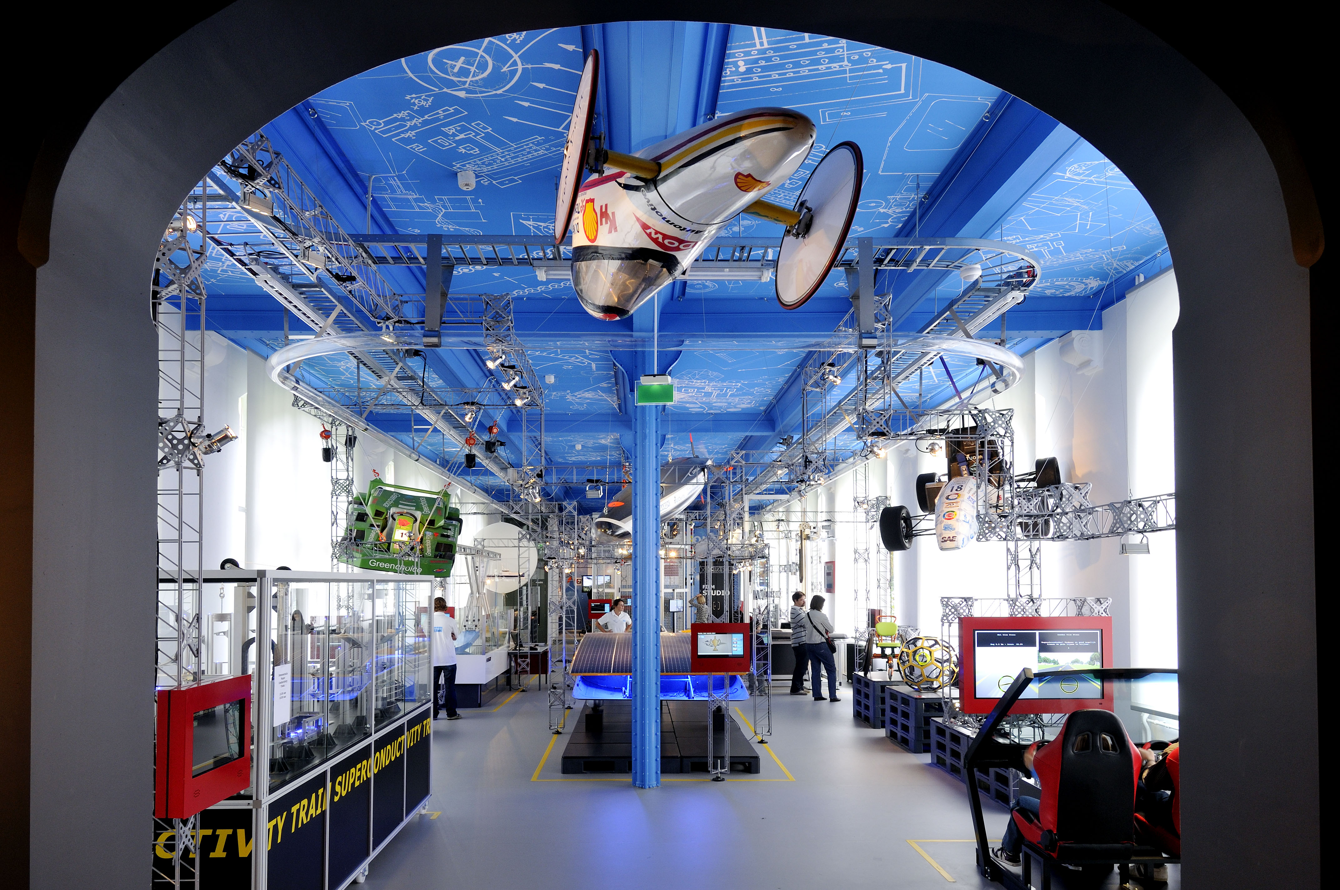 Science Centre -