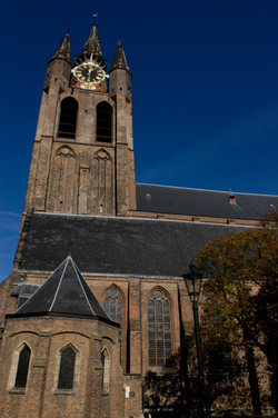 Delft - Old Church 08