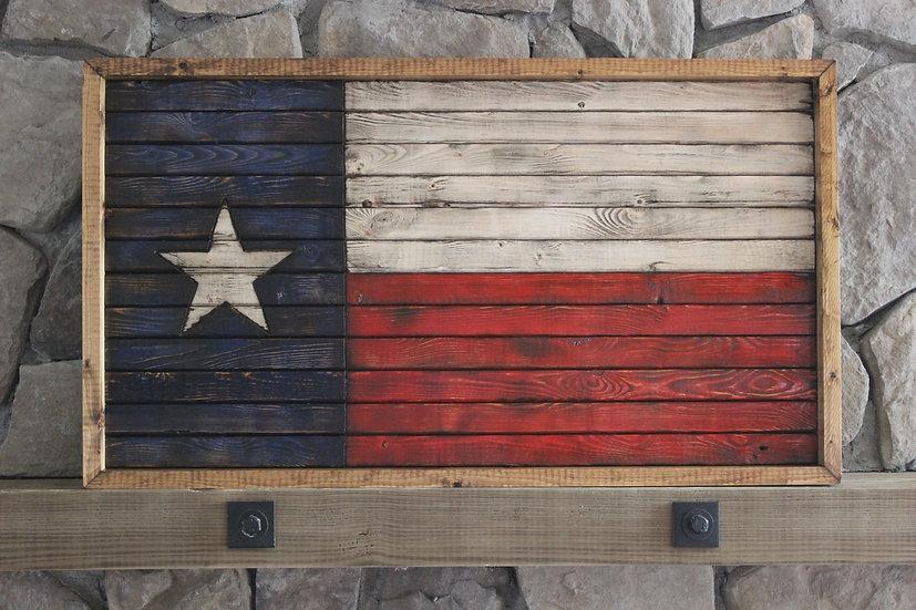TEXAS STATE FLAT FLAG