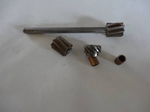 Kit pompe à huile