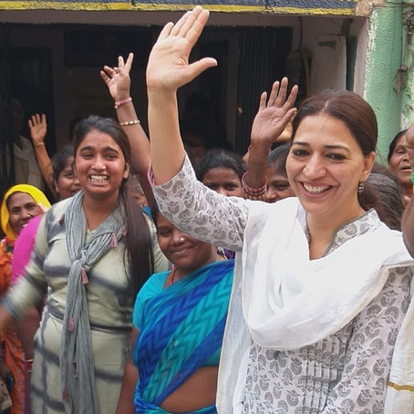 Let us Use Media as a Tool to Encourage Women Politicians, Yasmin Kidwai