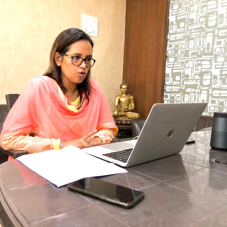 Minister of School Education and a Proud Dalit Woman Politician: Interview with Varsha Gaikwad