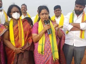 Accept Women's Leadership in Politics, says Jyothsna Tirunagari