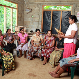 What needs to change for the 5% of Women in Politics and the 52% population of women in Sri Lanka -2