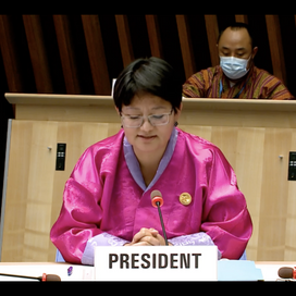 Nation-building needs investing in women: Dechen Wangmo, Bhutan's Health Minister