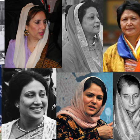 Towards Gender Equality in South Asian Democracies