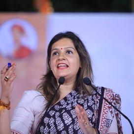 Empowered Women Build Nations, Priyanka Chaturvedi on Women's Political Leadership