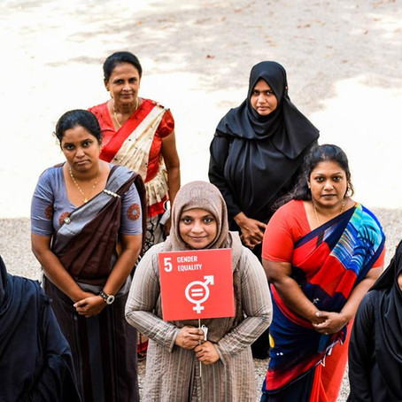 What needs to change for the 5% of Women in Politics and the 52% population of women in Sri Lanka -I