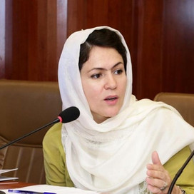 The Afghan Woman Politician Negotiating Peace With The Taliban: Interview With Fawzia Koofi