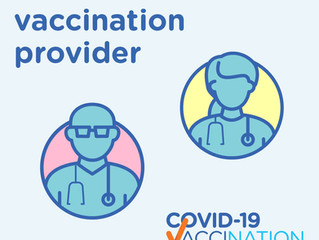 *** COVID Vaccine Update | We are an approved COVID-19 Vaccination Site ***