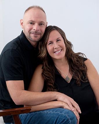 Baz Porter & Nicola Porter