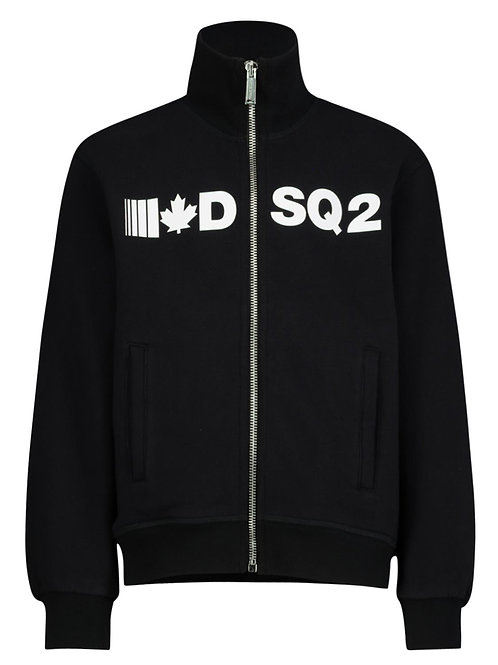 DSQUARED2 vest zwart