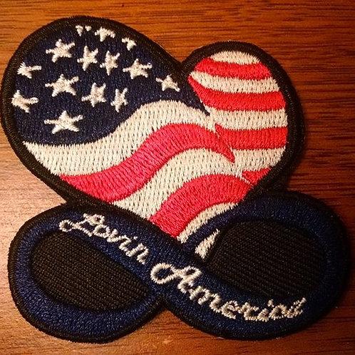 Lovin America Patches