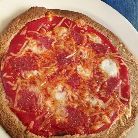 De lekkerste tortilla pizza!