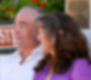 Color profile headshot of Scotte and Toni
