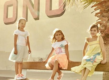 5 modetrends voor meisjes / zomer 2020