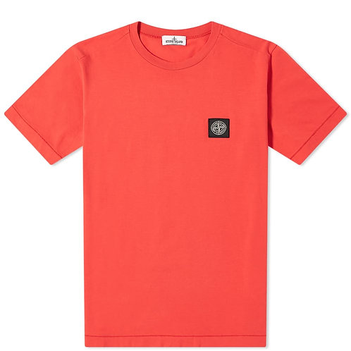 Stone Island T-shirt coral