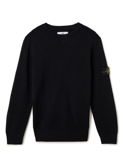 Stone Island pullover in wolblend