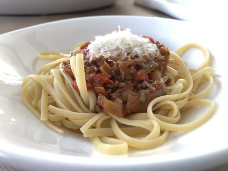 Glutenvrije Spaghetti Bolognese zonder pakjes of zakjes