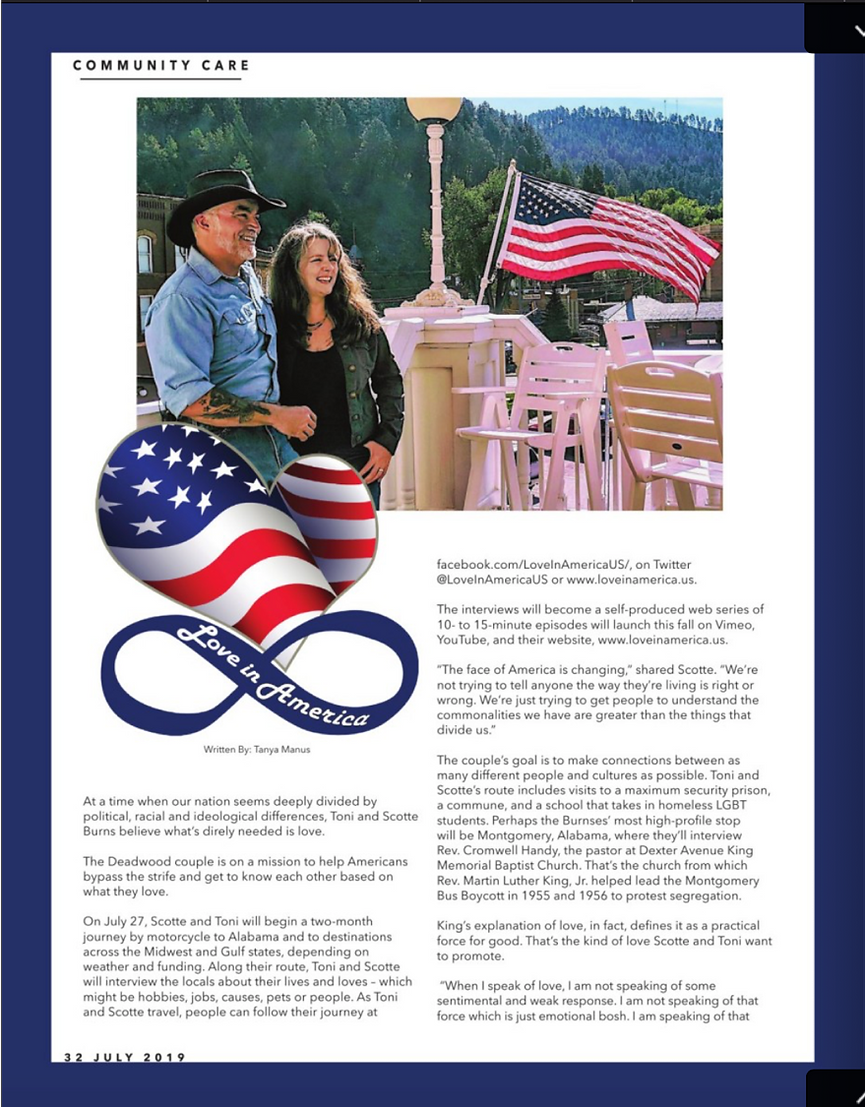 Black Hills Lifestyle July '19