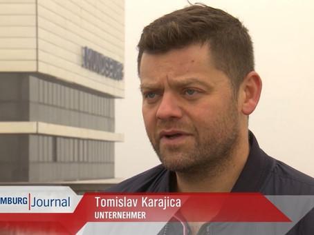 Unternehmer Tomislav Karajica kreiert Orte für Menschen
