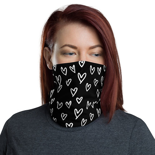 "I ""Heart"" Travel - Neck Gaiter"