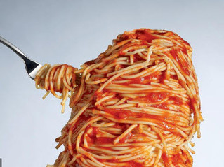 Why you don't need to stuff your face with spaghetti... and other pre race advice