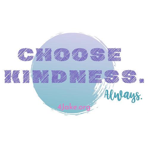 Choose Kindess Decal